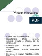 Curs 14 Virusurile Hepatitice