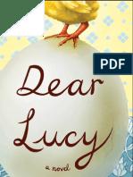 Dear Lucy