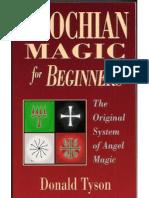 30993631 Enochian Magic for Beginners