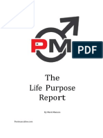 Life Purpose Report