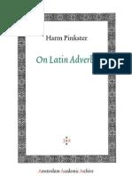 PINKSTER_OnLatinAdverbs
