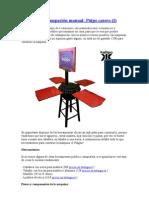 Máquina de stampación manual