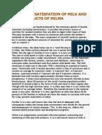 milma project customer satisfaction