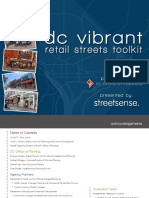 DC Vibrant Retail Streets Toolkit by StreetSense