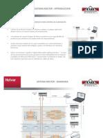 Sistema Helvar Digidim Router