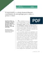 Ana Maria Canesqui - antropologia e saúde