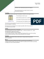 Formula - Excel