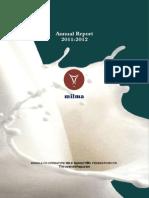 Annual Report of milma 2012