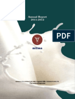 Annual Report of milma 2012