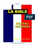 French Holy Bible New Testament PDF