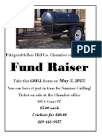 Grill Flyer 2013