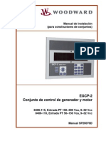 SP26076 EGCP 2 Installation Set Builder Manual Spanish SP TechMan
