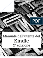 Manuale+Dell'Utente+Del+Kindle+2a+Edizione