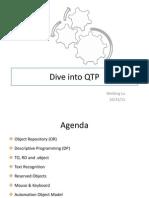 Dive Into QTP