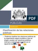Relaciones Publicas Internas y Externas