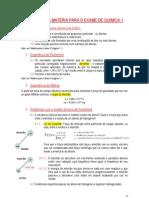 RESUMOS DA MATÉRIA PARA O EXAME DE QUIMICA - I.pdf