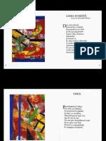 """Luciana Tamas - 3 imagini pentru volumul """"21 poeme"""" de Grigore Vieru"""
