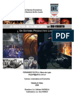 Tesis Empresa Metalmecanica - Fernandez Rotelli