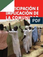3. Participacion e Implicacion de La Comunidad