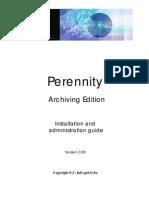 Perennity Archive v3.0 User Manual