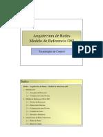 03 - Arquitectura de Redes de Comunicación
