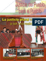 Revista Institucional Nº 2 Consejo de la Magistratura