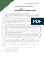 EL CONDE LUCANOR DOÑA TRUHANA 2