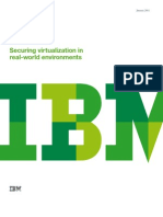 Ibm-1160-Securing Virtualization in Real-world Environments