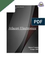 Afaceri Electronice