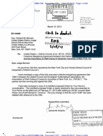 3-18-13 DC Letter to RMB (WC&C CBA) Document 1271