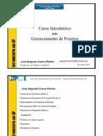 Gerenciamento de Projetos - José Augusto Coeve Florino