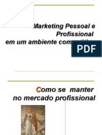 material marketing pessoal - aula do 8º SEMESTRE.ppt