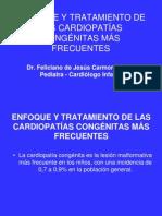 Enfoque y Tratamiento de Las Cardiopatias Congenitas Mas