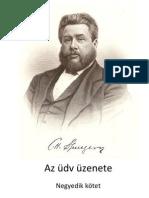 Spurgeon - Az üdv üzenete IV