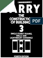 Building Construction Vol. 3