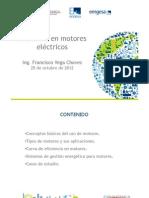 Eficiencia Motores Electricos Codensa20121025
