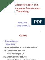 HUI 2013 Energy