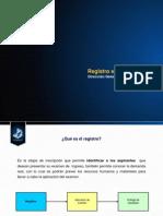 Tutorial Para El Registro en Linea 2012