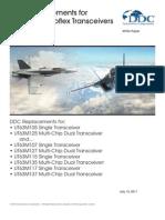 Aeroflex Replacements Wp
