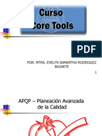 Core Tools Sesion 1