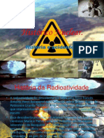 Acidentes Nucleares - Quimica