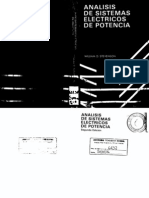 Analisis de Sistemas Electricos de Potencia, 2da.ed Stevenson, William