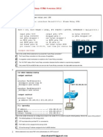 79524269 Final Exam CCNA 4 Version 2012
