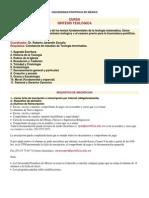 UNIVERSIDAD PONTIFICIA DE MÉXICO-Reuisitos y pagos