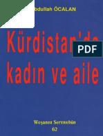 kürdistanda kadın ve aile