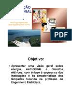 Energia e Eletricidade - José Augusto Coeve Florino