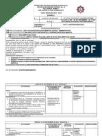 Proyecto 1 - Elaborar Un Reglamento