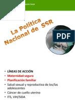 Normatividad de Apoyo a La Mujer, Maternidad y Paternidad