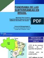 Hidrogeologia en Brasil