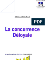 concurrence déloyale